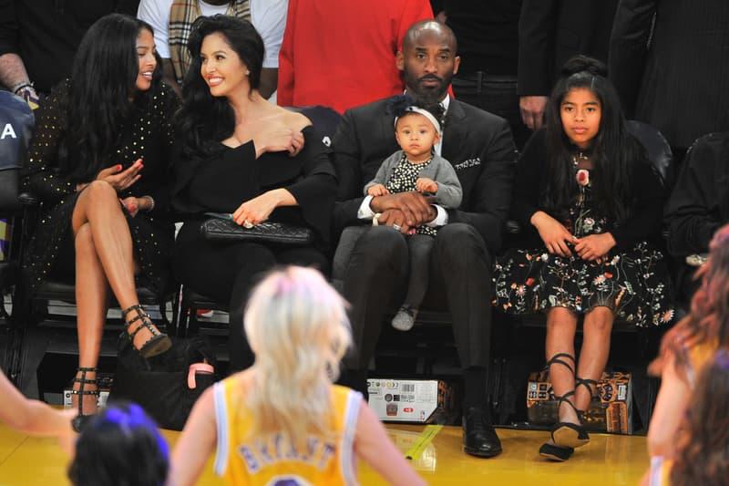 Kobe Bryant 宣佈第四個女兒 Capri Kobe Bryant 正式誕生
