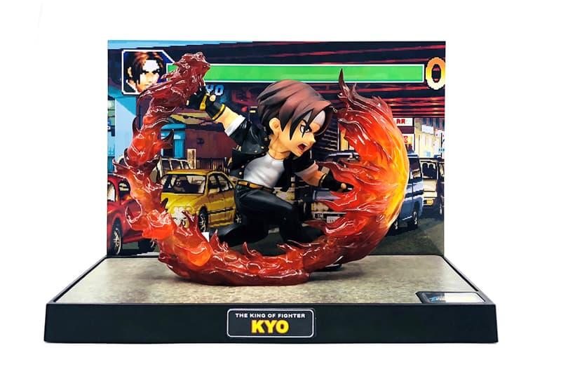 BigBoysToys 推出全新《The King of Fighters》迷你草薙京限定版玩偶