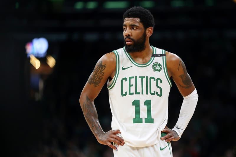 消息稱 Kyrie Irving 傾向與 Brooklyn Nets 簽下四年頂級合約