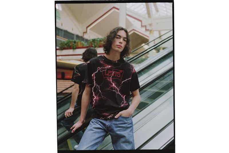 Levi's x《Stranger Things》聯乘系列香港區發售情報