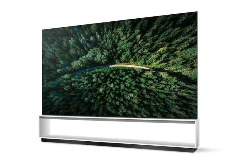 超高清選擇!LG 88 英吋 8K OLED 電視螢幕即將於本週開始販售