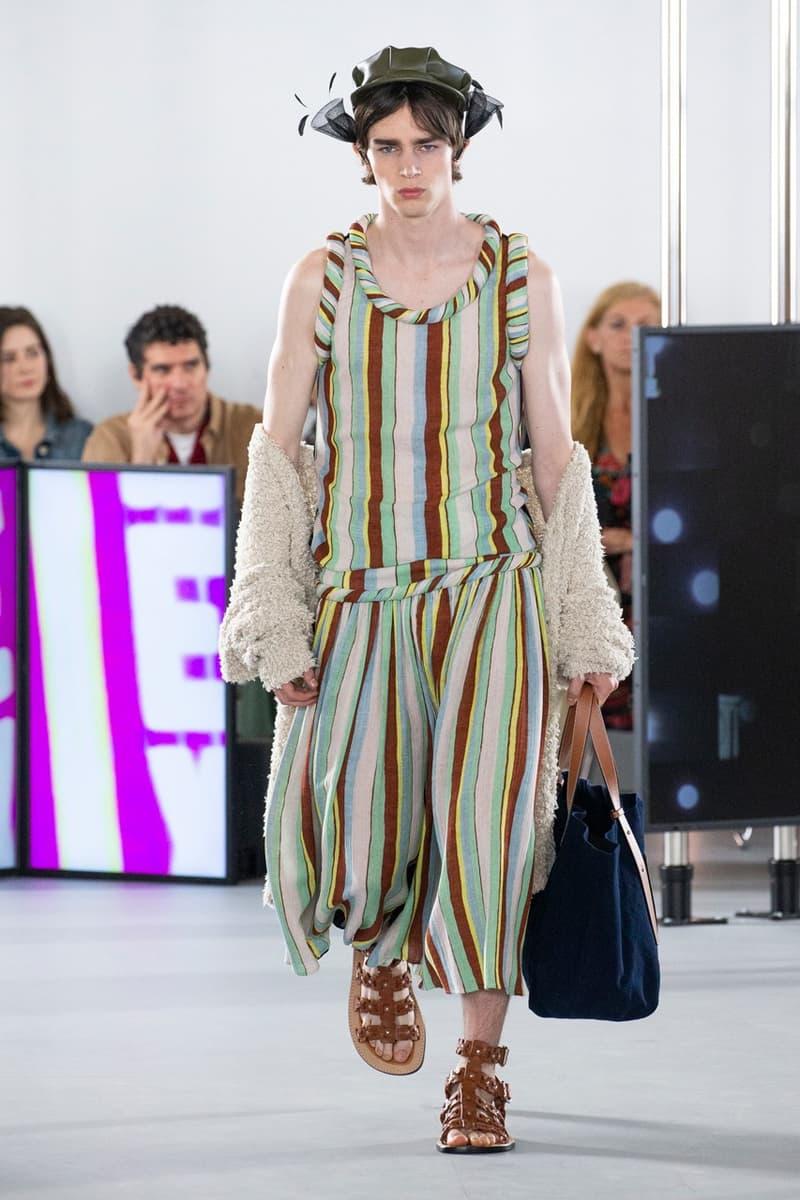 巴黎時裝周 − LOEWE 2020 春夏男裝系列
