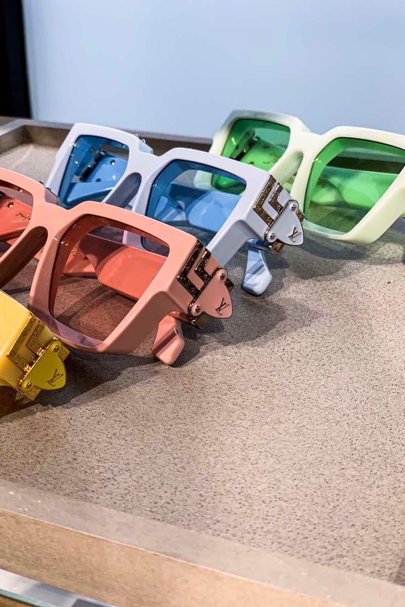 巴黎時裝周 − Louis Vuitton 2020 春夏系列細節近賞