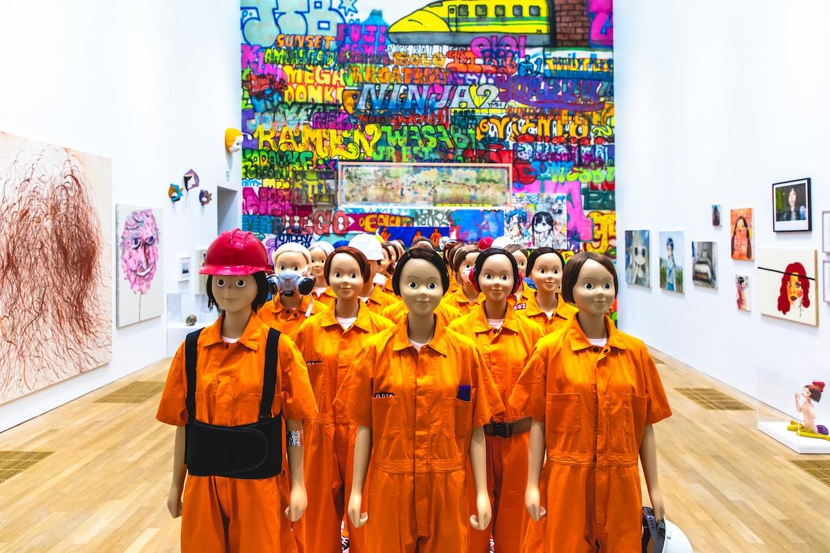 HYPEBEAST 走進大館當代美術館「村上隆 對戰 村上隆」香港展覽