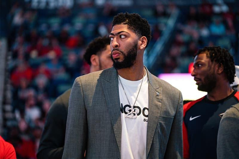 NBA 交易消息 − 球迷回應 Anthony Davis 轉投 Lakers 之交易案