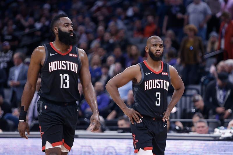 關係無法修補!?消息稱 Rockets 兩位明星球員 James Harden 與 Chris Paul 或將拆夥