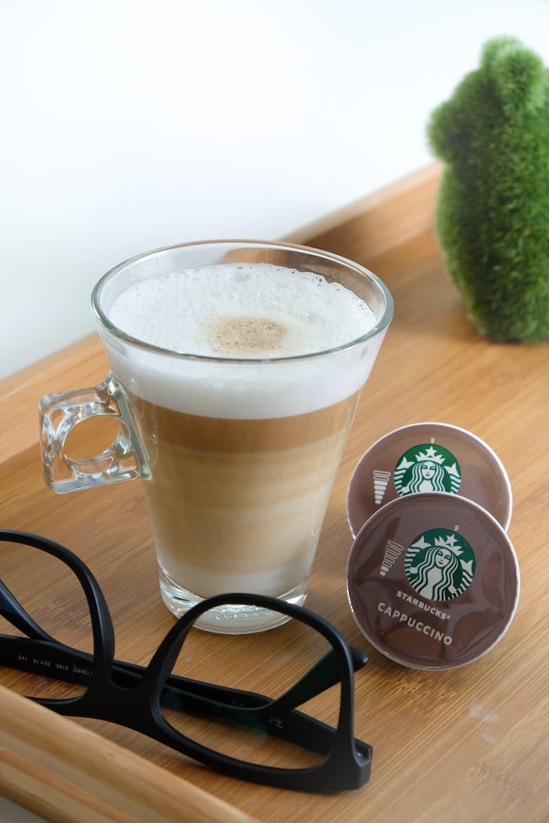 NESCAFÉ® x Starbucks 家用式 Dolce Gusto 咖啡機抵港