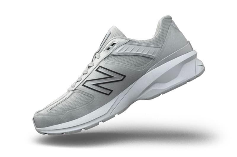 New Balance 大熱鞋型 990v5 正式開放 NB1 客製服務