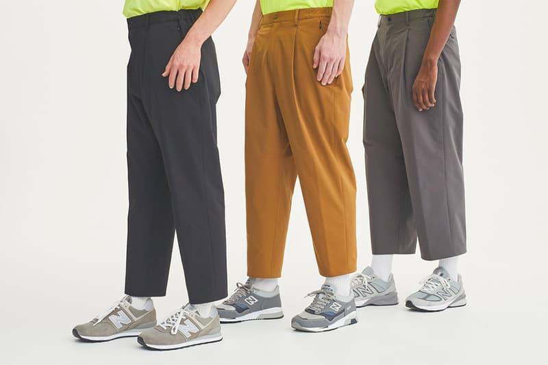 New Balance 機能褲子「Waist To Toe」系列全新配色登場
