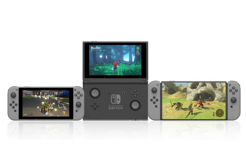 更多細節披露!Nintendo 正式投產兩款全新 Switch 遊戲主機