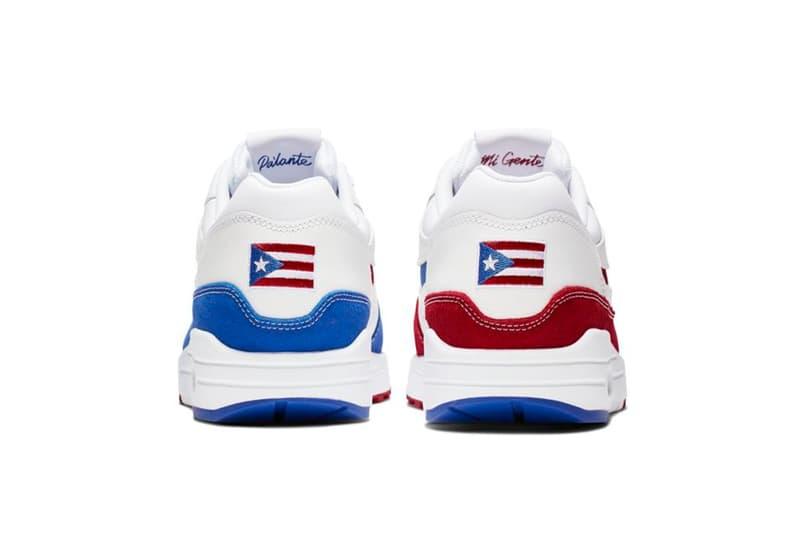 Nike Air Max 1 Premium 全新「Puerto Rico」別注配色上架