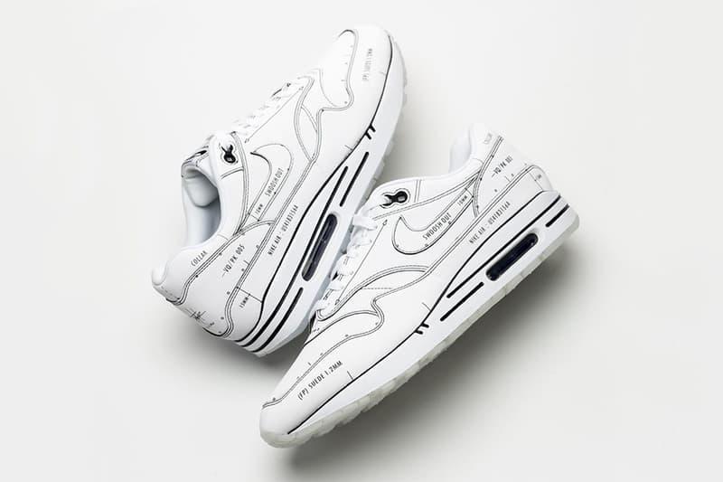 另類原版-Nike 推出 Air Max 1「紙樣」版本