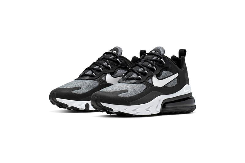 Nike Air Max 270 React 混合鞋款香港區發售情報