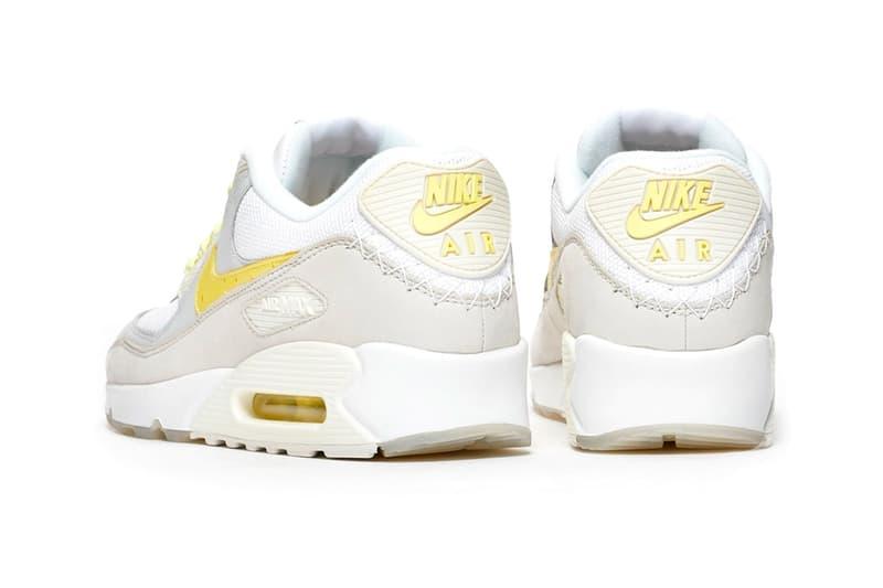 細節滿滿!搶先預覽 Nike Air Max 90 全新「Mixtape」別注配色