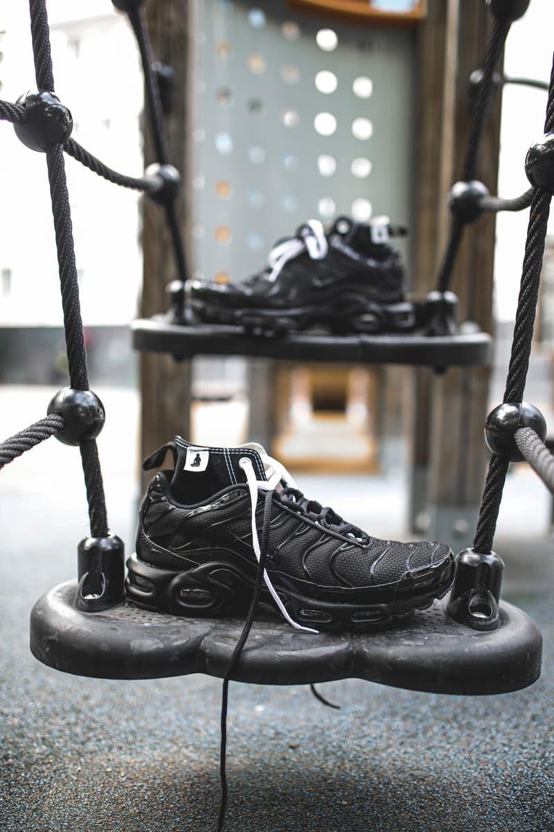 獨家近賞 Nike Air Max Tn 與 Converse Chuck Taylor 混血定製鞋款