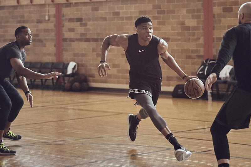 Nike 正式發佈 Giannis Antetokounmpo 首款簽名球鞋 Zoom Freak 1