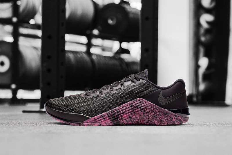 最完美鞋款!Nike 全新訓練鞋款 Metcon 5 正式推出