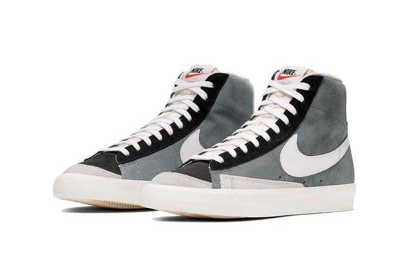 Nike 全新 Blazer Mid '77 Vintage 鞋款上架