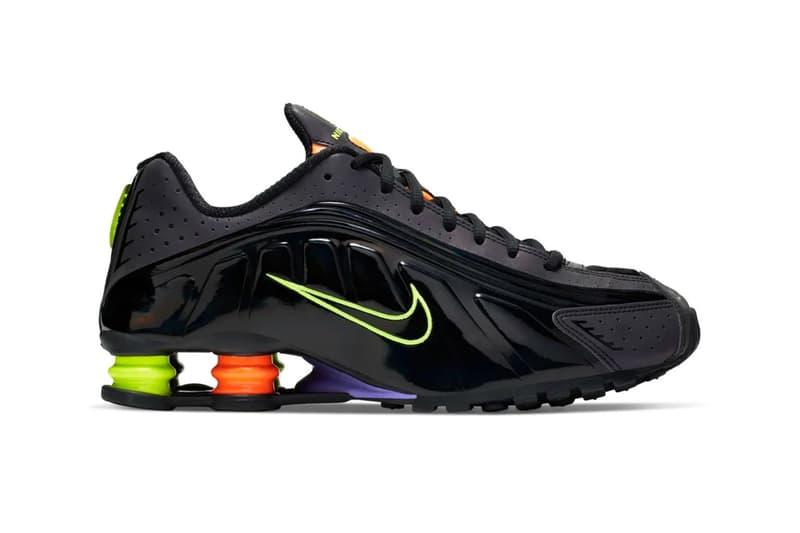 Nike Shox R4 全新配色系列發售詳情公開