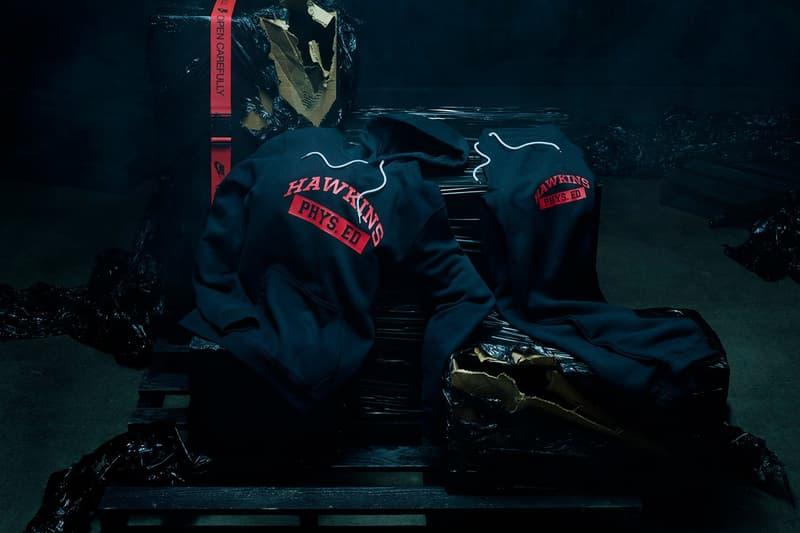 《Stranger Things》x Nike 全新聯乘鞋款及服飾系列完整揭曉