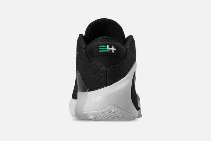 Giannis Antetokounmpo 首款簽名鞋 Nike Zoom Freak 1 設計細節完整曝光