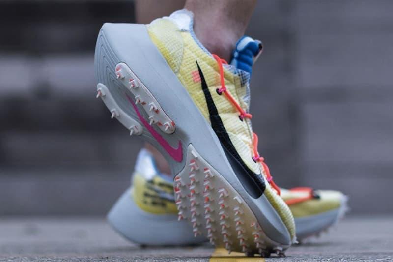近賞 Off-White™ x Nike 全新聯乘 Vapor Street 上腳圖輯系列