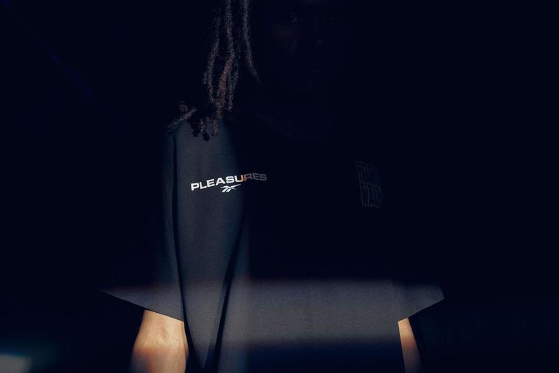 PLEASURES x Reebok 2019 夏季全新聯乘系列正式發佈