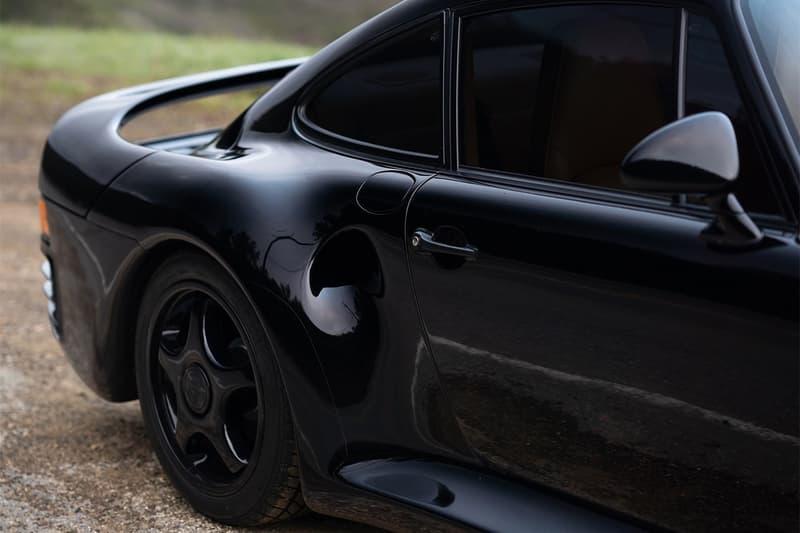 罕有 1988 年樣式 Porsche 959 Komfort「Special Wishes」即將展開拍賣