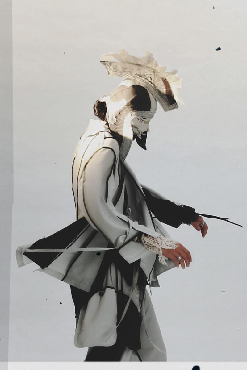Professor.E 2019 最新春夏「LIBERTAS」Lookbook 正式發佈