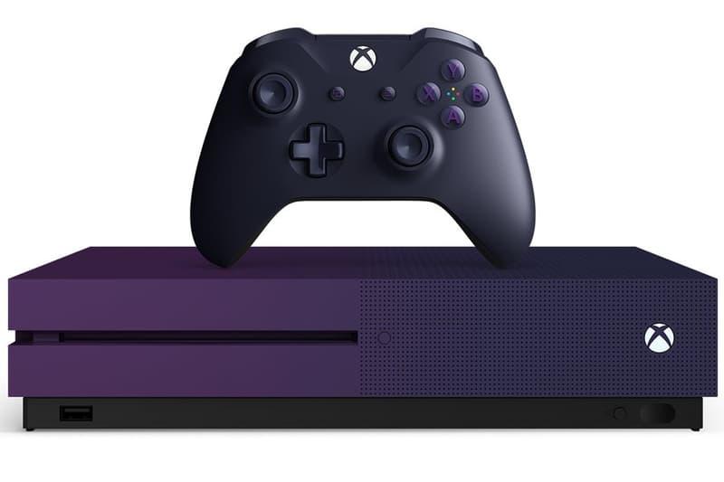 《Fortnite》限定版 Xbox One S 主機正式發售日期曝光