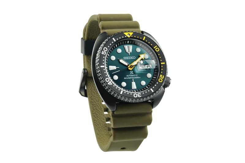 SEIKO 推出地區限定版本「海葡萄」PROSPEX 潛水手錶