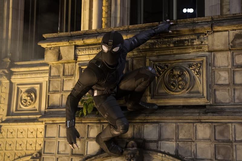 《Spider-Man: Far From Home》釋出 Spider-Man「潛行服」最新海報與幕後影片