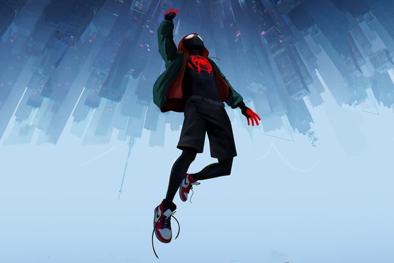 《蜘蛛俠:跳入蜘蛛宇宙》現已正式登陸影音串流平台 Netflix