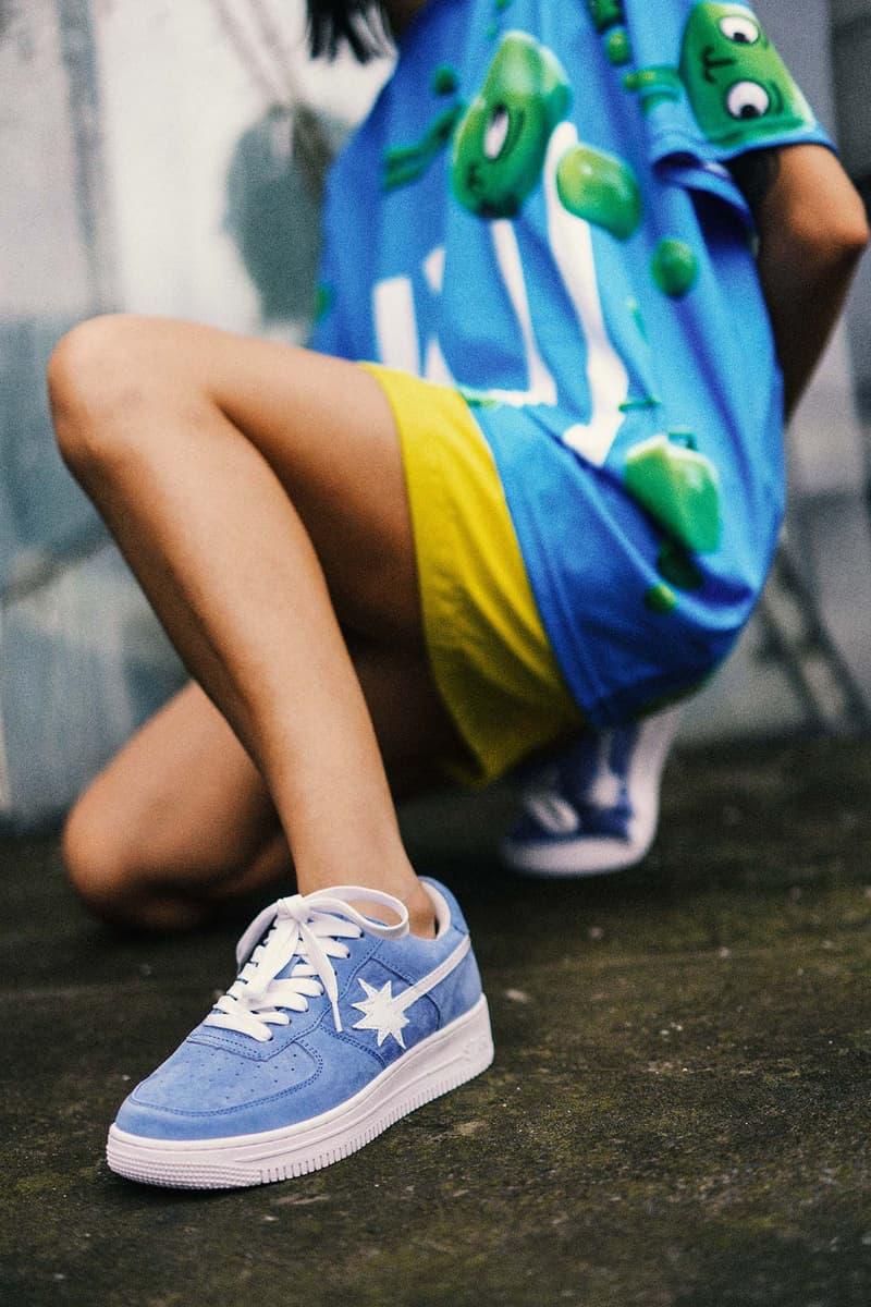 先鋒買手店 ENG 攜手 Starwalk 打造全新聯名限乘鞋款