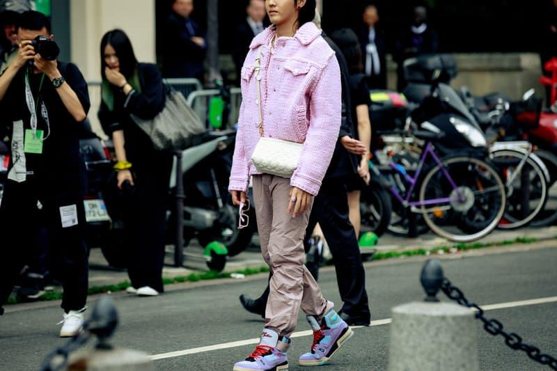 Street Style: 2020 春夏巴黎男裝週街拍特輯
