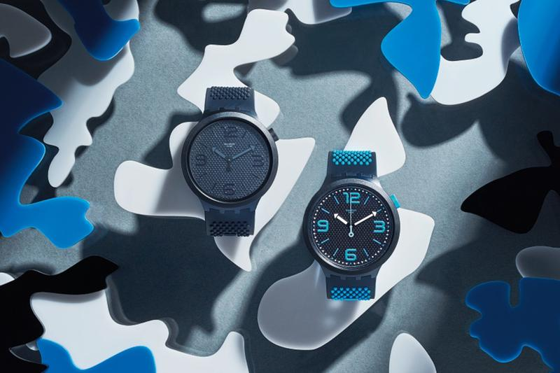 A Bathing Ape 加持-Swatch 正式發佈全新「Big Bold」手錶