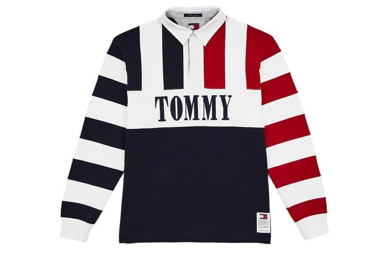 Tommy Hilfiger 推出 90 年代限量復古服裝系列