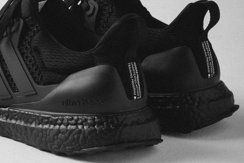 UNDEFEATED x adidas UltraBOOST 1.0 最新聯乘配色「Blackout」官方圖輯釋出