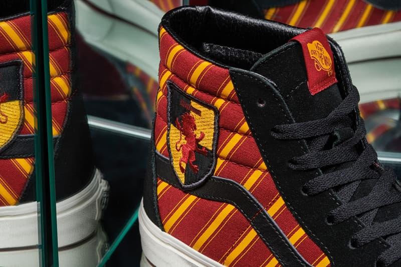 《Harry Potter》x Vans 全系列官方型錄完整一覽