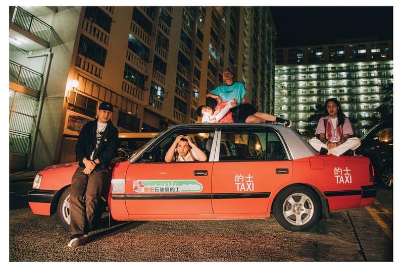 香港滑板品牌 VICTORIA 迎來全新 2019 春夏型錄「Taxi」