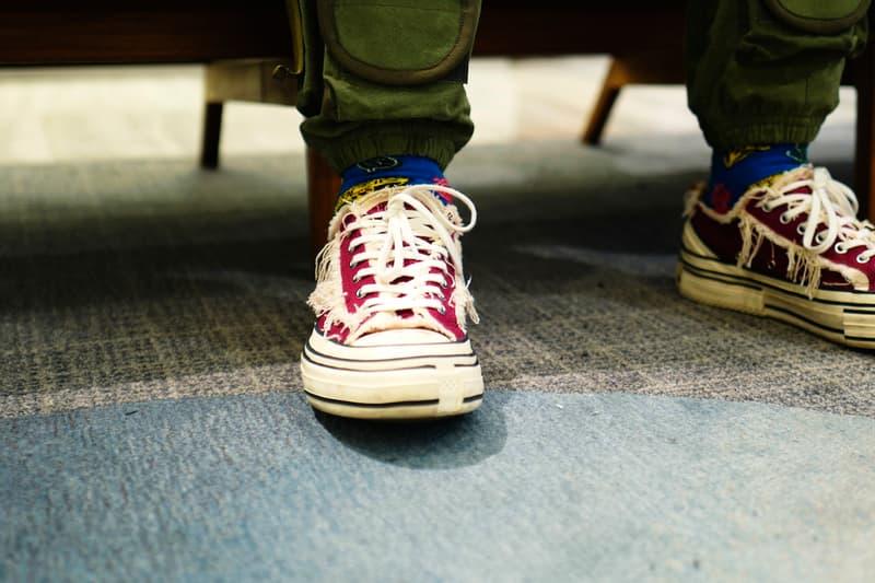 話題之鞋款-xVESSEL 主腦吳建豪 Van Ness Wu 亮相解說品牌