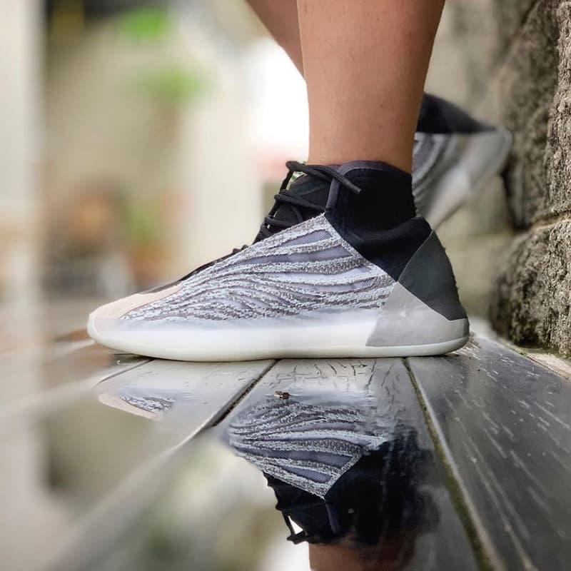 YEEZY 系列首款籃球鞋 YZY BSKTBL「Quantum」更多諜照釋出