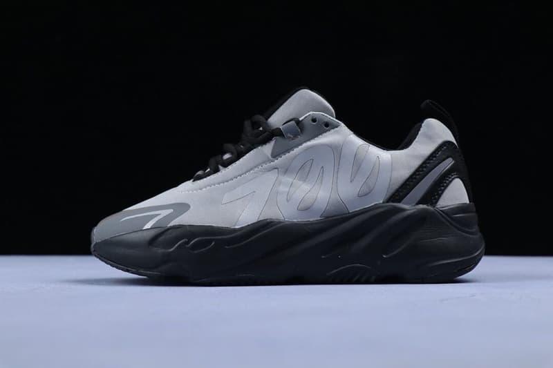 神秘鞋款 YEEZY BOOST 700 VX 反光配色最新諜照釋出