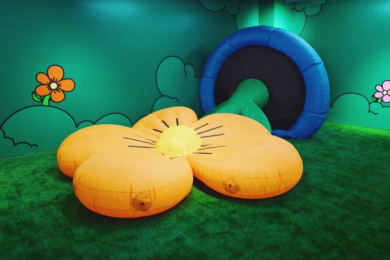 走進藝術家張權全新個人展覽「遊樂園 III – 兔子失物招領中心」