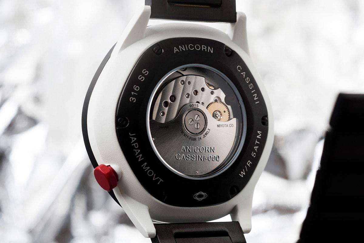"ANICORN x NASA ""LUNAR SAMPLE RETURN"" 限定聯乘系列公開"