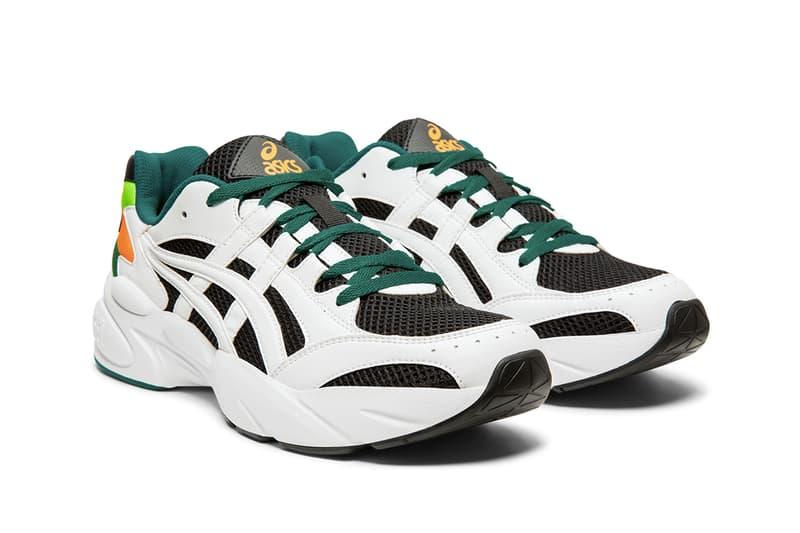 ASICS 全新鞋款 GEL-BND 打造高度復古感覺