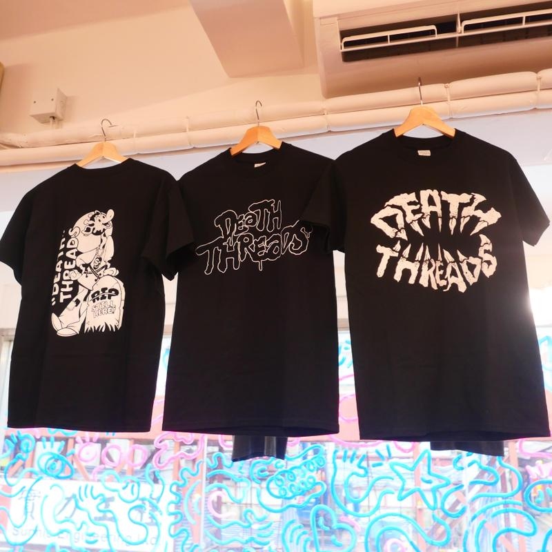 走進 Death Threads x Loading 香港首回期間限定活動