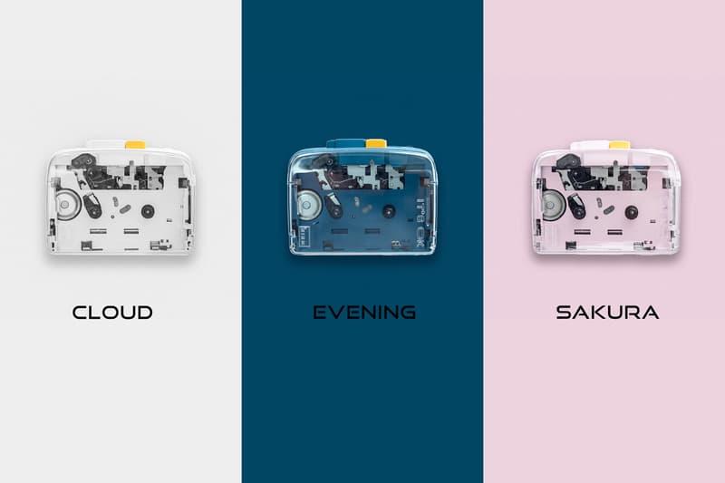 復刻懷舊-IT'S OK 推出全球首部藍牙 5.0 可攜式卡式錄音機
