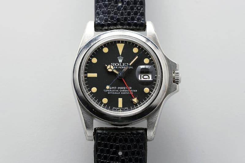馬龍白蘭度《現代啟示錄》中所戴的 ROLEX GMT-Master 即將舉行拍賣