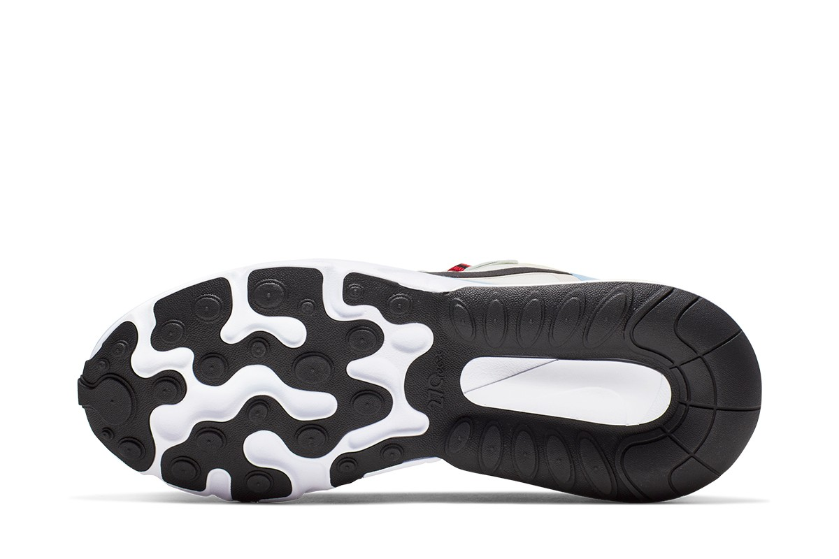 「Big Air, with GO.」了解 Nike 全新 Air Max 270 React 背後設計概念